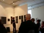 Julie presenting