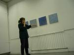 Liz presenting